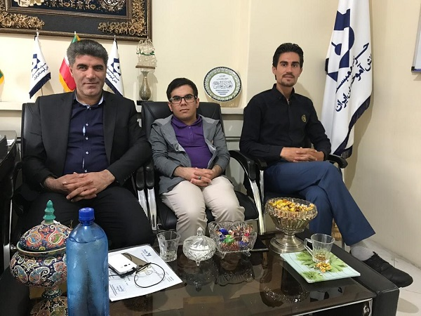 دیدار دبیرکل با سرپرستان استان های بوشهر و خراسان شمالی